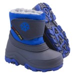 Boing Toddlers Snow Boots - Blue