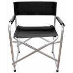 Megastore Aluminium Directors Chair