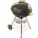 Megastore Round Kettle Barbecue