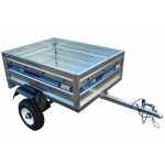 Maypole Trailer MP712 124 x 97 x 41cm 323kg Capacity