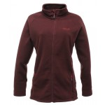 Regatta Cathie Women's Fleece Jacket - Burgundy