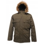 Regatta Landscape Men's Parka Jacket