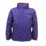 Regatta Luca 3 in 1 Girl's Waterproof Jacket
