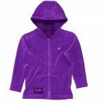 Regatta Mugsy Girl's Hooded Fleece