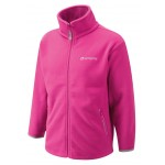 Sprayway Quebec Kids Fleece - Hot Pink