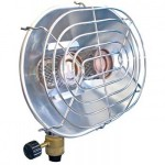 Sunncamp Parabolic Heater - Cylinder