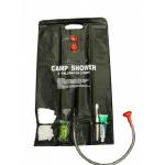 Sunncamp Platinum 20 Litre Solar Shower with Pockets