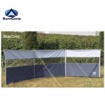 Sunncamp Acrylic Caravan Awning Windbreak