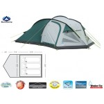 Sunncamp Evolution 300 Dome Tent