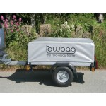 Towbag Fold Away Trailer Deep Cover