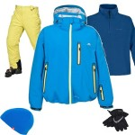 Trespass Byers Men's Ski Wear Package