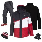 Trespass Valiant Men's Ski Wear Package