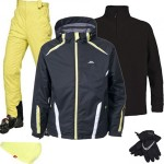 Trespass Weston Men's Ski Wear Package