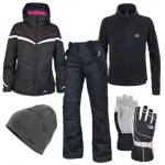 Trespass Beren Women's Ski Wear Package