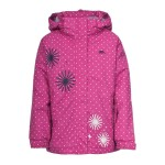 Trespass Candy Pop Girl's Ski Jacket - Bubblegum