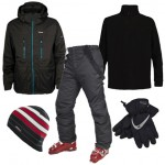Trespass Classix Men's Ski Wear Package