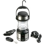 Vango 12 LED Rechargeable Lantern with Remote