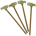 Vango Luminous Rock Pegs - 20cm x 6mm
