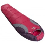Vango Nitestar Junior Sleeping Bag - Raspberry