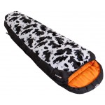 Vango Wilderness Junior Sleeping Bag - Cow Print