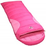 Vango Wilderness 250 Square Sleeping Bag - Hot Pink