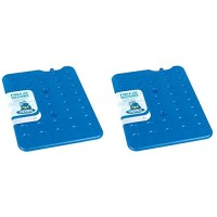Thermos Cool Bag Ice Pack Freeze Board 800G PACK OF 2