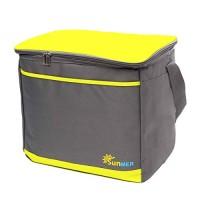 SUNMER Large 30L Family Cooler Bag With Shoulder Strap