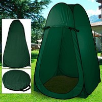 Yaheetech Pop Up Toilet Tent,Shower,Privacy Space/Room Tent for Camping Shower Changing Room Caravan Utillity Accessories Outdoor Camping Equipment Collection