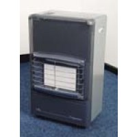 Superser Silver F150 Radiant Heater (359817)