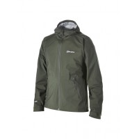 Berghaus Stormcloud Men's Waterproof Jacket - Poplar Green