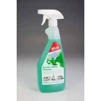 Blue Diamond Acrylic Glass Cleaner (750ml)