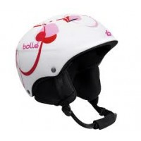 Bollé B-Kids Ski Helmet - Shiny White