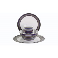 Outwell 2-Person Melamine Dish Set