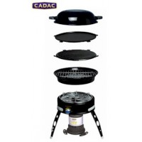 Cadac Safari Chef Deluxe HP Barbecue (6544)