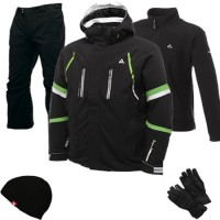 Dare2b Upstanding Club Men's Ski Wear Package