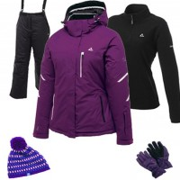 Dare2b Vitalised  Women's Ski Wear Package