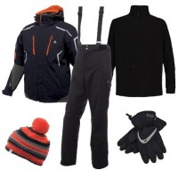 Dare2b Upright Club Men's Ski Wear Package