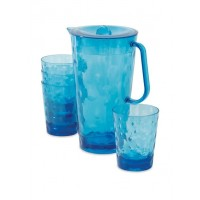 Gelert Pitcher with Tumbler Set