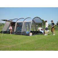 Kampa Croyde 4 Family Tunnel Tent