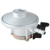 Kampa 21mm Clip-On Butane Gas Regulator