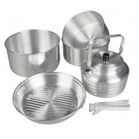 Kampa Gobble Family Cook Set with Kettle