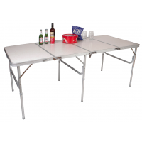 Kampa Quad-Fold Camping Table