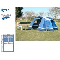 Kampa Frinton 5 Family Tunnel Tent