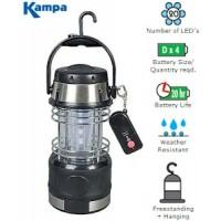 Kampa Zap LED Remote Control Lantern