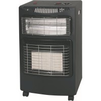 Kingavon 4.2kW Portable Gas Cabinet With Quartz Heater
