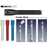 Mini Maglite Flashlight 2-Cell AA