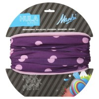Manbi Hula Arctic Patterned Snood - Polka Dots