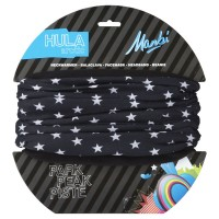 Manbi Hula Arctic Patterned Snood - Stars