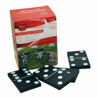 Megastore Giant Dominoes Set