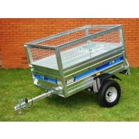 Maypole High Side Mesh Kit for MP715 Trailer (150 x 100 x 41cm)